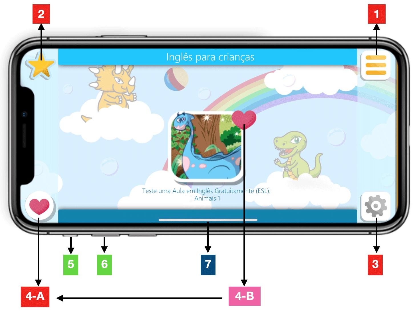 dinolingo-app-instructions-pt